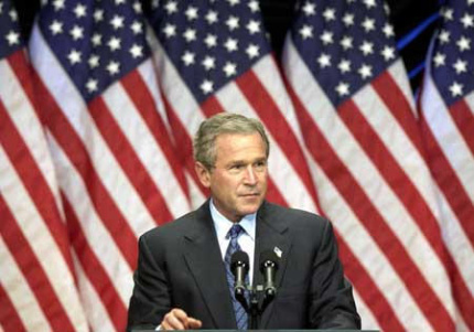 George Bush: Still a Failure