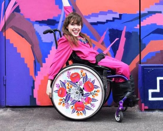 Top 10 Amazing Pimped Out Wheelchairs