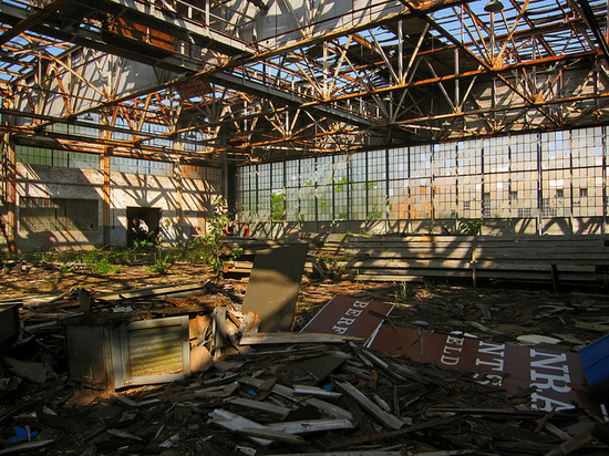 Ten of the World's Most Haunting Abandoned Airports