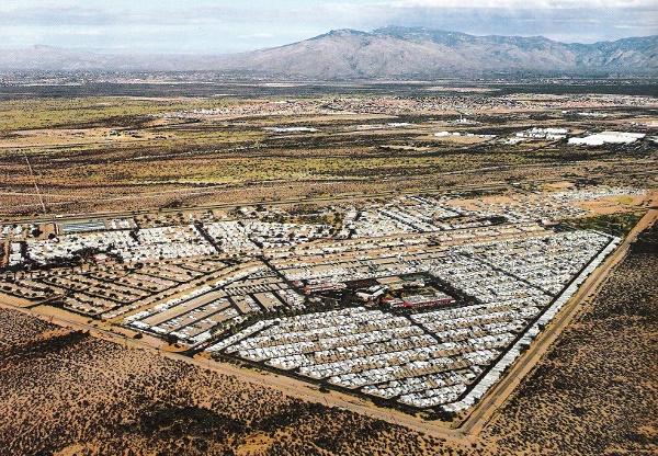 Trails West, Arizona