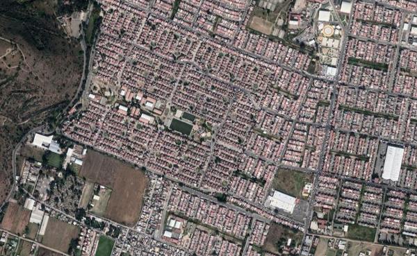 Ixtapaluca, Mexico on Google Maps