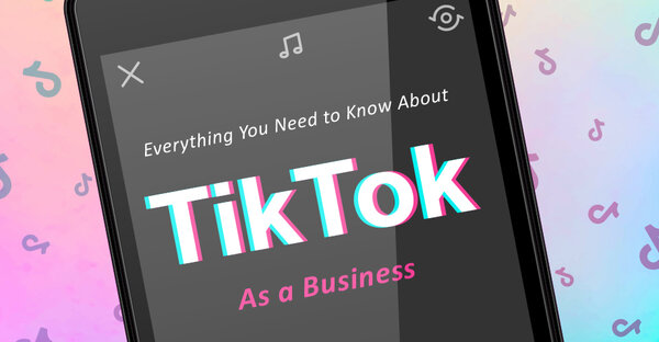 TikTok Infogfraphic